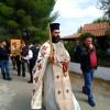 Γιόρτασε το παρεκκλήσι του Αγίου Γεωργίου στο κοιμητήριο του Καραβά