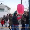 Ταινία και αερόστατα στο Κατηχητικό Σχολείο Τσεραμιού