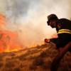 Νέα φωτιά στη Μάνη…
