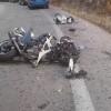 Σοβαρό τροχαίο στην Γυθείου.. Αυτοκίνητο χτύπησε μοτοσικλέτα…