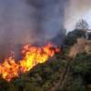 Πάλι φωτιές στη Μάνη…
