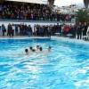 Στο κολυμβητήριο τα Θεοφάνεια στην Σπάρτη