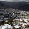 Οδοιπορικό στη χιονισμένη Αγόριανη! Βίντεο.