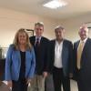 Συνάντηση Τζανετέα Βαλιώτη με τον Πρέσβη των ΗΠΑ στην Ελλάδα  κ. Geoffrey R. Pyatt.