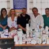 Φαρμακευτικό υλικό στο Κέντρο Υγείας Αρεόπολης από Αυστριακούς Ιατρούς.