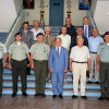 Επίσκεψη Διατελεσάντων Διοικητών Κέντρου Εκπαίδευσης στο ΚΕΕΜ Σπάρτης