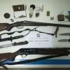 Σύλληψη για όπλα και χασίς στον Δήμο Σπάρτης