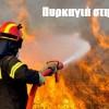 Πυρκαγιά στην Αγόριανη