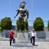 Ο Βραβευμένος με NOBEL Αστροφυσικός George Smoot επισκέφθηκε την Αρχαία Πελλάνα – Βίντεο