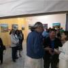 Εγκαινιάστηκε ηέκθεση ζωγραφικής του Γιώργου Γιαννακάκη στον Λογκανίκο