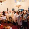 Με εκκλησιαστική λαμπρότητα εορτάστηκε στις Αμύκλες η Αγία Θέκλα