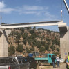 Προχωράνε τα έργα στη γέφυρα του Πόρου και στην παράκαμψη Γερακίου
