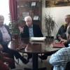 Συνάντηση Βαλιώτη Μπένου για το Αρχαίο Θέατρο Σπάρτης