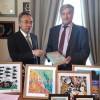 Σύναψη συμφώνου συνεργασίας με το Δήμο Nanjing της Λαϊκής Δημοκρατίας της Κίνας