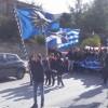 Μαθητική Πορεία για την Μακεδονία στο κέντρο της Σπάρτης.