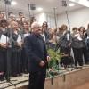 Η ΤΑΥΓΕΤΗ τίμησε τον μουσικοσυνθέτη-τρομπετίστα Γ. Μουζάκη
