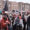 Αλβανοί εναντίον Σπαρτιατών στη Νέα Υόρκη σε εκδήλωση Τιμής για τον Κατσίφα – Βίντεο