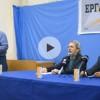 Η επίσημη Παρουσίαση του Υποψηφίου Περιφερειάρχη Γιάννη Μπουντρούκα στην Σπάρτη – Βίντεο