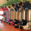 5ο Δ.Σ. Σπάρτης: 40 σκαλοπάτια-40 συνθήματα ενάντια στη βία