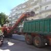 Ασφαλτόστρωση και διακοπή κυκλοφορίας στη Λυκούργου