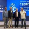 Στη Γενική Συνέλευση της ΓΣΕΒΕΕ οι Λάκωνες Ηλιόπουλος Παναρίτης Ροϊνός.