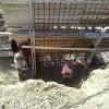 """Αποκατάσταση αγροτικής οδοποιίας στην θέση """"Πλαούνα"""" κοινότητας Βρονταμά"""