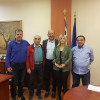 Σύσκεψη της Διοίκησης του Επιμελητηρίου Λακωνίας με την Περιφερειακή Σύμβουλο Μαργαρίτα Σπυριδάκου