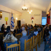 Ομιλία Ευσταθίου στον Γορτυνιακο Σύνδεσμο