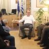 Συνεργασία Περιφέρειας με το Γεωπονικό Πανεπιστήμιο Αθηνών και το ΕΜΠ