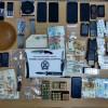 Συνελήφθησαν οχτώ άτομα, μέλη εγκληματικού δικτύου στην Σπάρτη