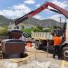 Πρότυπη Γωνιά Ανακύκλωσης στη Σπάρτη με συστήματα κάθετης συλλογή Molok®