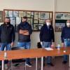 Συνάντηση Δαβάκη με τους Προέδρους των Κυνηγετικών Συλλόγων Λακωνίας