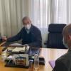 Συνάντηση Δαβάκη με τους παραγωγούς Λαϊκών Αγορών