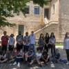 Επίσκεψη μαθητών στο Ινστιτούτο Έρευνας Βυζαντινού Πολιτισμού στον Μυστρά