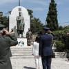 Η Πρόεδρος της Δημοκρατίας Κατερίνα Σακελλαροπούλου στον Μυστρά για τις εκδηλώσεις των «Παλαιολογείων 2021»