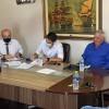 Υπογραφή σύμβασης για την αποκατάσταση του κτηρίου Μπασουράκου