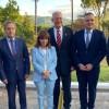 Παρουσία του Δημάρχου Σπάρτης στις εκδηλώσεις υπογραφής της  διακήρυξης Ολυμπιακής Εκεχειρίας