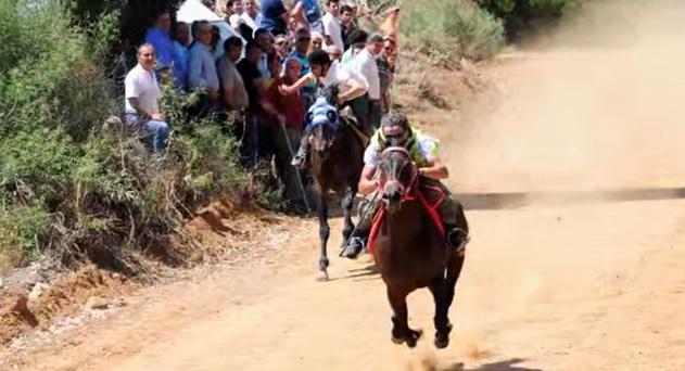 Ιππικοί Αγώνες του Αγίου Πνεύματος στην Κοκκινόραχη Σπάρτης