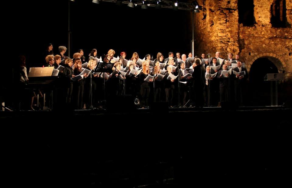 Συμμετοχή της χορωδίας του Μουσικού Ομίλου Σπάρτης στο 13ο Χορωδιακό Φεστιβάλ Φιλοθέης