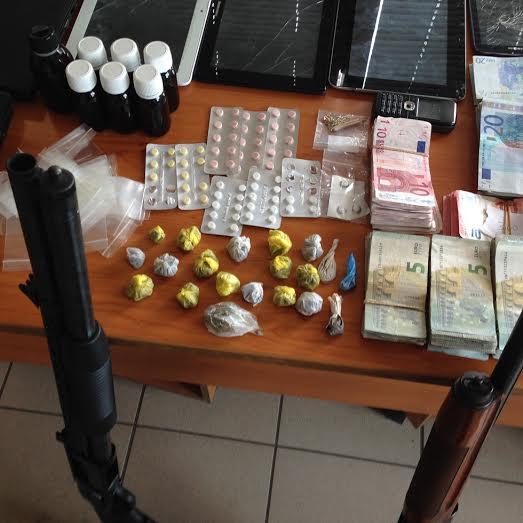 Σπείρα Ρομά διακινούσε ηρωίνη, σε περιοχές της Πελοποννήσου