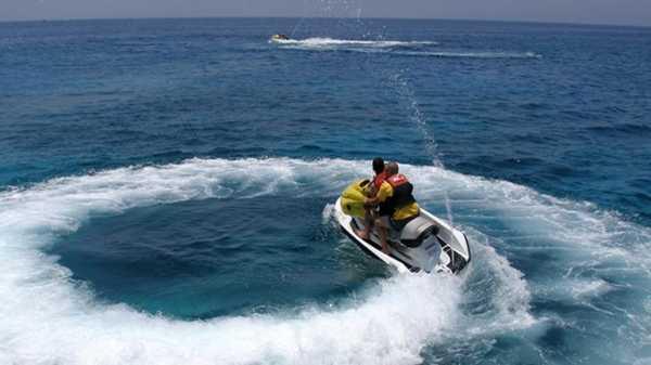 Μερική Απαγόρευση κυκλοφορίας θαλασσίων μοτοποδηλάτων