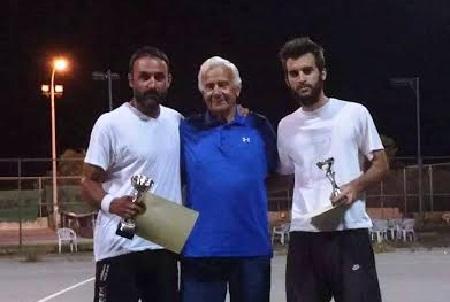 Πρώτος ο Παναγιώτης Καρούνος στο 5ο Βατικιώτικο Τουρνουά Τένις