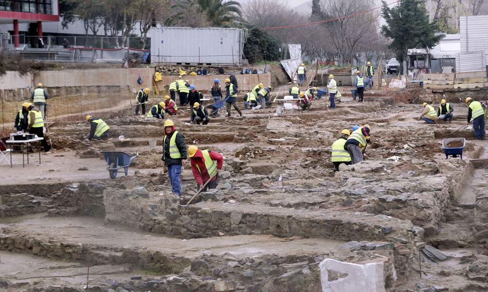 Δευτέρα 27/10/2014: μια «μαύρη μέρα» για την αρχαιολογία