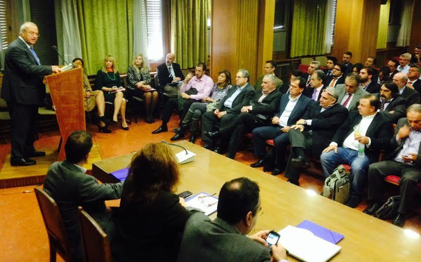 Σύσκεψη Γρηγοράκου με τις Διοικήσεις όλων των Υ.ΠΕ και Νοσοκομείων