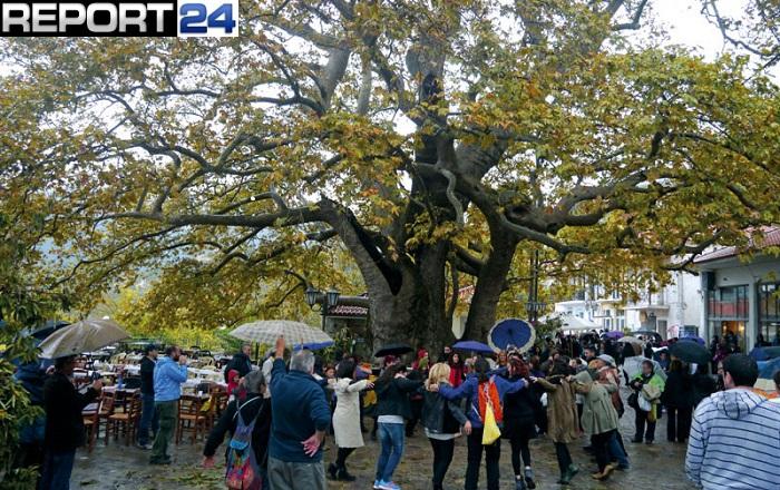 Για 14η χρονιά η Γιορτή Κάστανου στην Άρνα