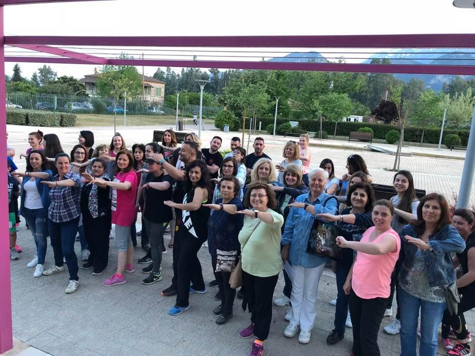 Επιτυχημένο το Σεμινάριο Αυτοάμυνας Γυναικών στην Σπάρτη
