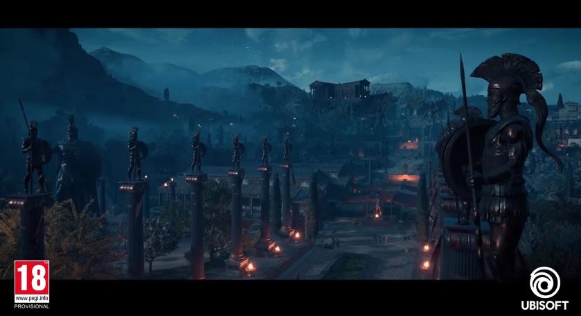 Μάνη και Μανιάτες σε video game. To νέο Assassin's Creed Odyssey αρχίζει με γυρίσματα στη Βάθεια – Βίντεο
