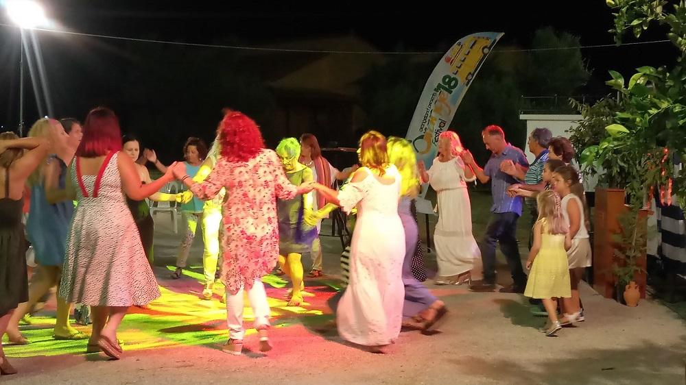 Βίντεο από την 27η Γιορτή Πορτοκαλιού 2018 στη Στεφανιά – 1η ημέρα