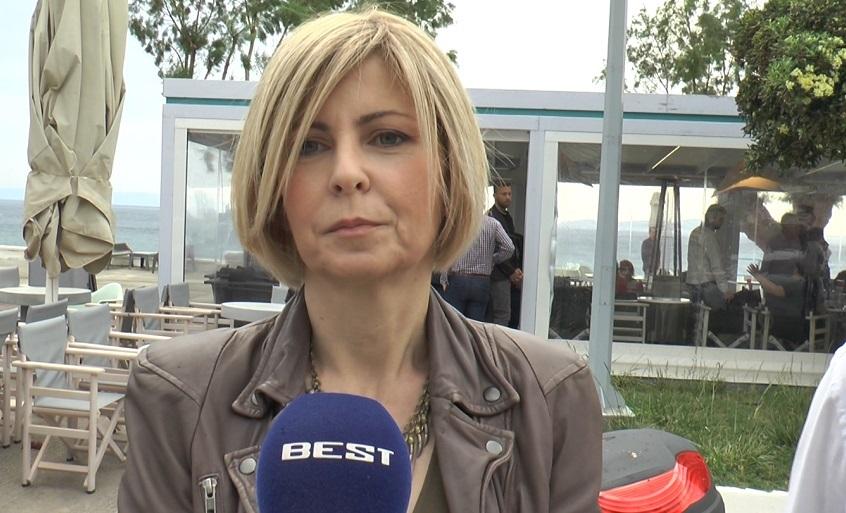 """Μαργαρίτα Σπυριδάκου """"Συλλαλητήριο για την Μακεδονία – Παρίσταμαι Υπέρ"""""""