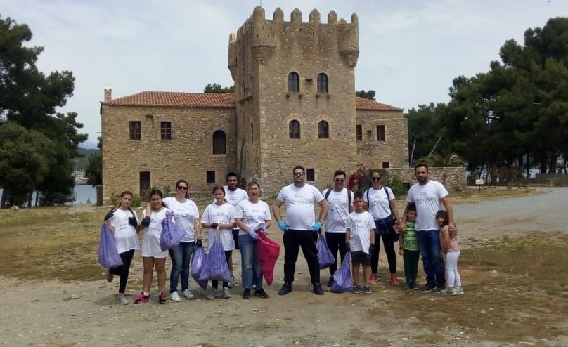 Ξεκίνησε Δυναμικά η εθελοντική ομάδα Γυθειαtistas. Άνθρωπος – Εθελοντισμός – Περιβάλλον τα βασικά στοιχεία
